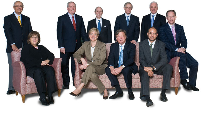 photo of the Board of Directors of the Federal Reserve Bank of Boston