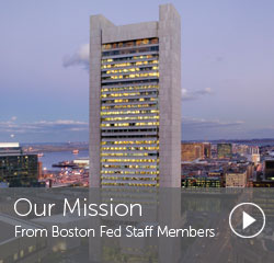 photo of the Federal Reserve Bank of Boston Building