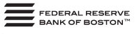 Logo of the Federal Reserve Bank of Boston
