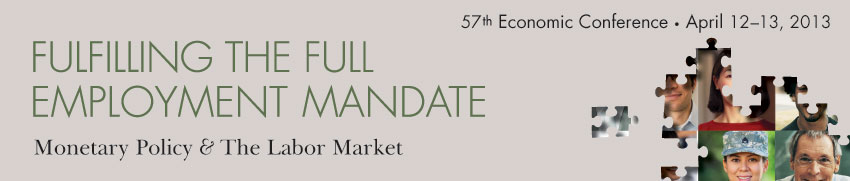 Fulfilling the Full Employment Mandate banner