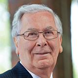 Photo of Sir Mervyn King